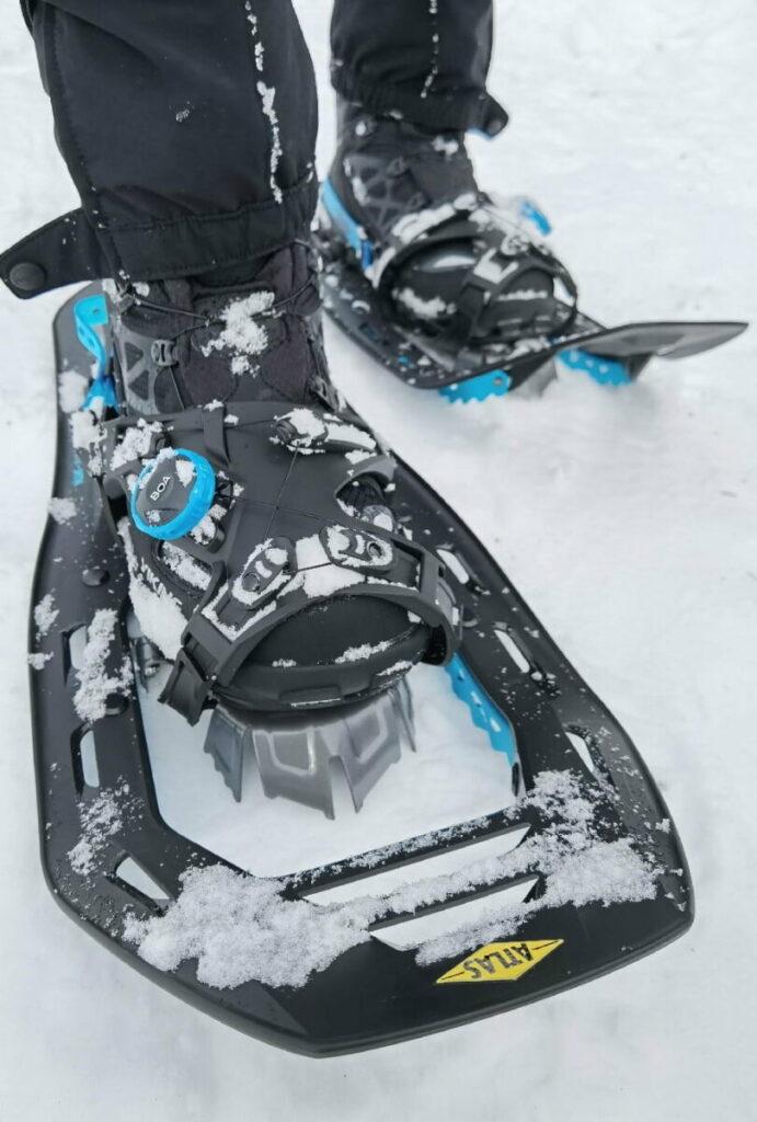 Schneeschuhwandern Mittenwald - gut gerüstet durch die Winterlandschaft wandern