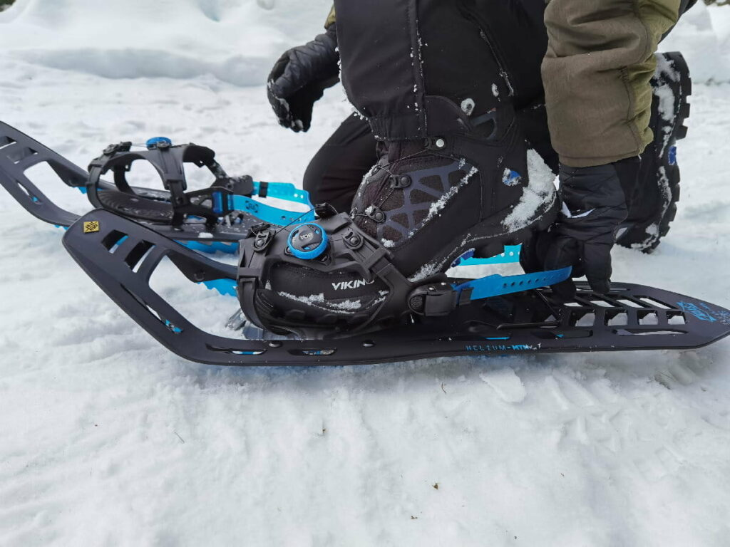 Schuhe für Schneeschuhe - du brauchst festen Halt, gute Passform und Schutz vor Nässe und Kälte