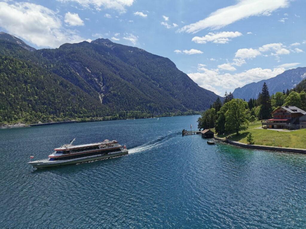 Der Achensee gehört zu den Schwaz Sehenswürdigkeiten der Umgebung