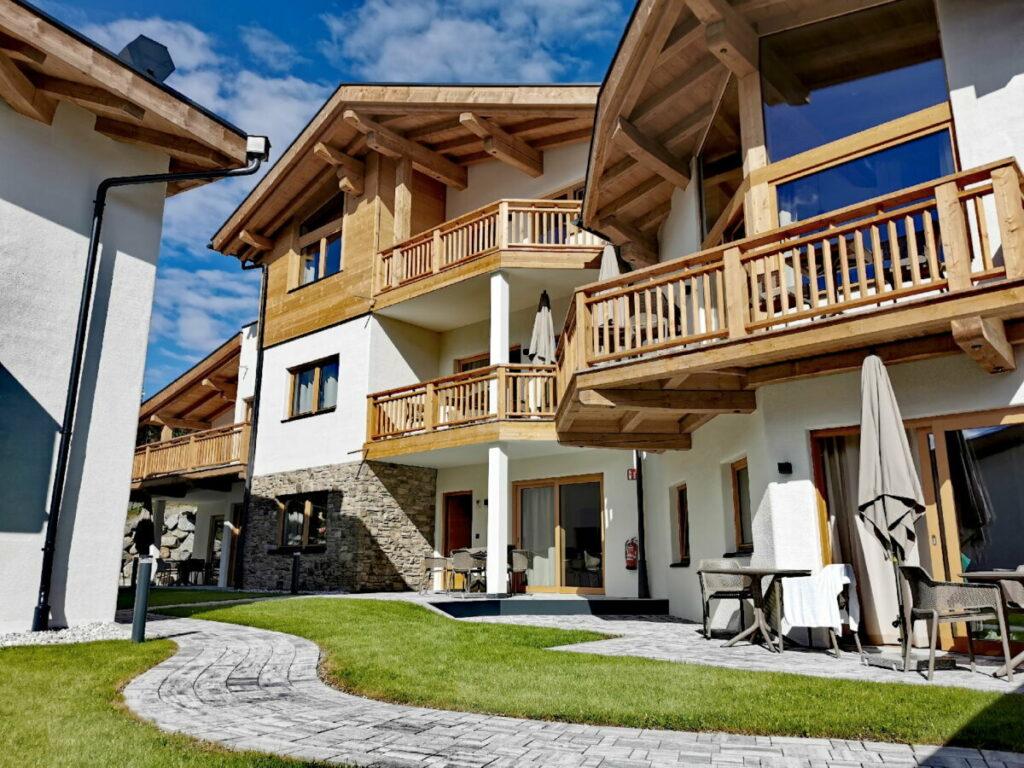 Alpenparks Alpina Seefeld - modern und sehr schön