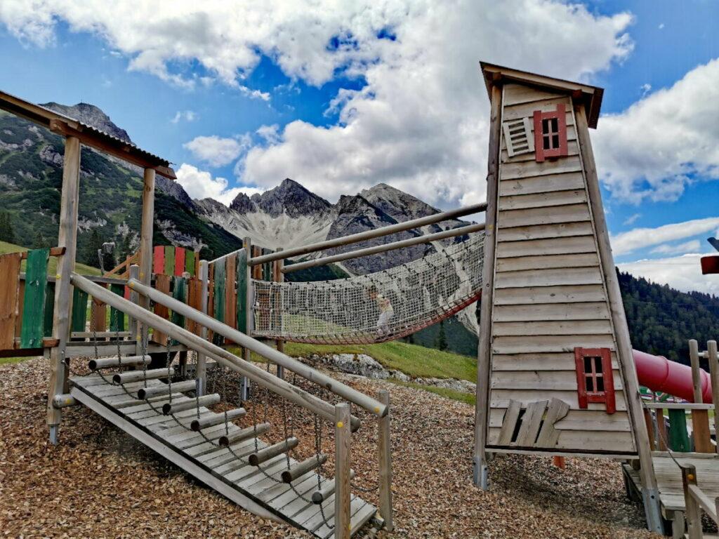 Der Seefeld Rosshütte Spielplatz