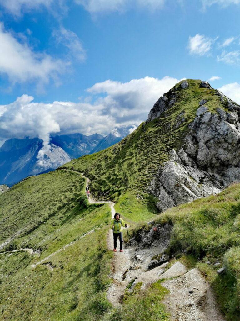 Oberhalb von Seefeld wandern - so kannst du das im Karwendel!