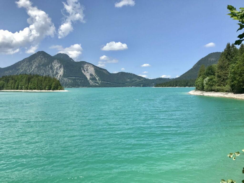 Einer von 18 schönen Seen in Deutschland - ich zeige sie dir hier, plus 2 tolle Tiroler Seen