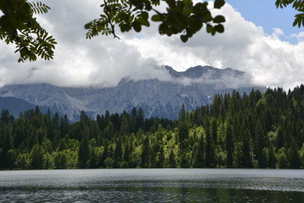 Der Barmsee - einer der 3 Seen in Deutschland, den man einmal besucht haben sollte