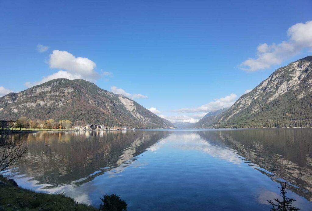 Ich zeige dir meine schönsten Seen in Österreich - von Vorarlberg bis in die Steiermark - und natürlich im Karwendel