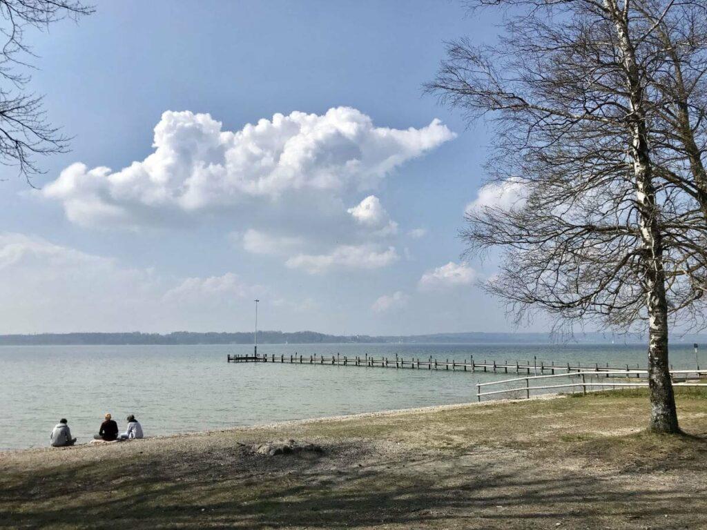 Am Starnberger See nahe München
