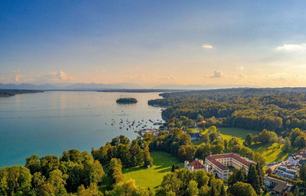 Starnberger See mit Blick zum Karwendel, Bild: gwt Starnberg, Thomas Marufke