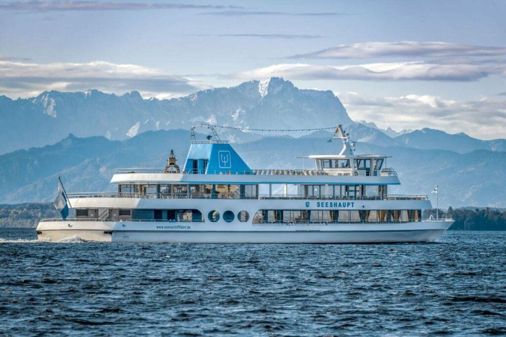 Starnberger See Schifffahrt - Top Ausflug nahe München, Foto: gwt Starnberg, Thomas Marufke