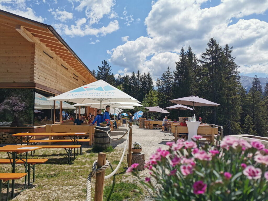 Tolle Tannenhütte in Garmisch Partenkirchen