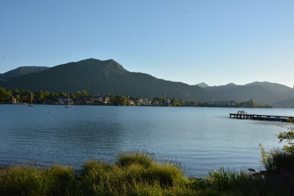 Urlaub in Bayern: Am schönen Tegernsee im Tegernseer Tal