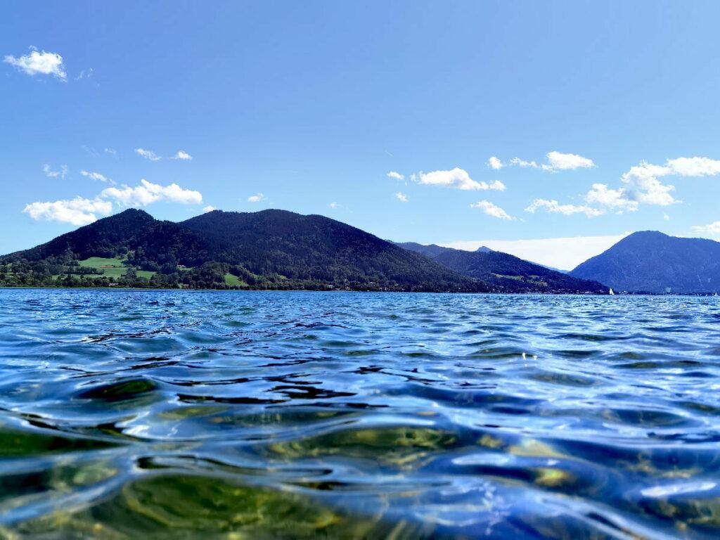 Entdecke die schönsten Badestellen am See in Bayern