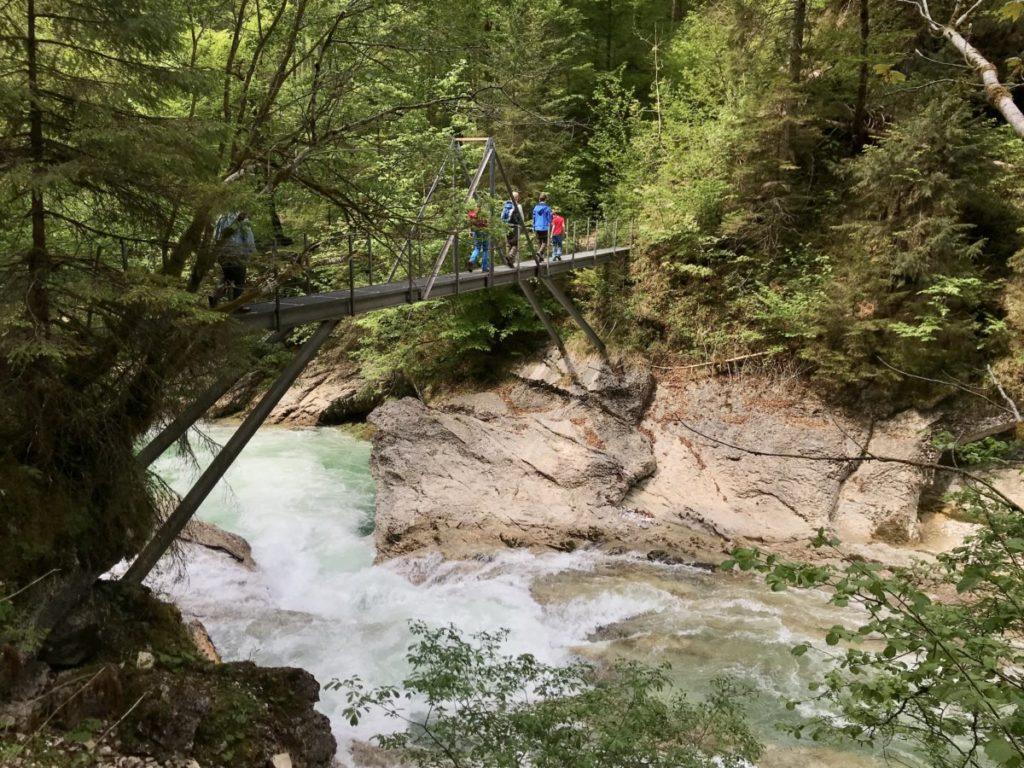 Eindrucksvolle Wanderung in Tirol