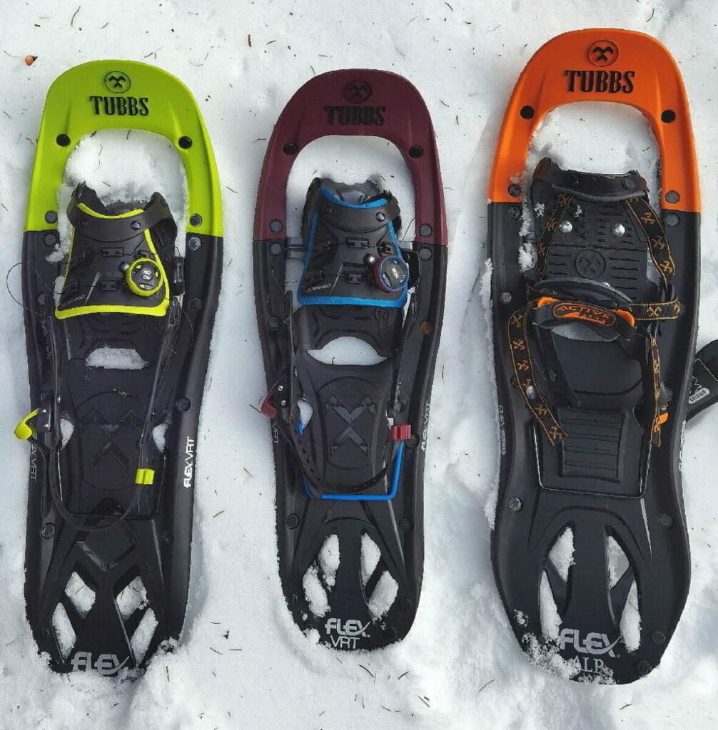Tubbs Schneeschuhe - ab sofort nur mehr mit Plastikrahmen statt Alurahmen