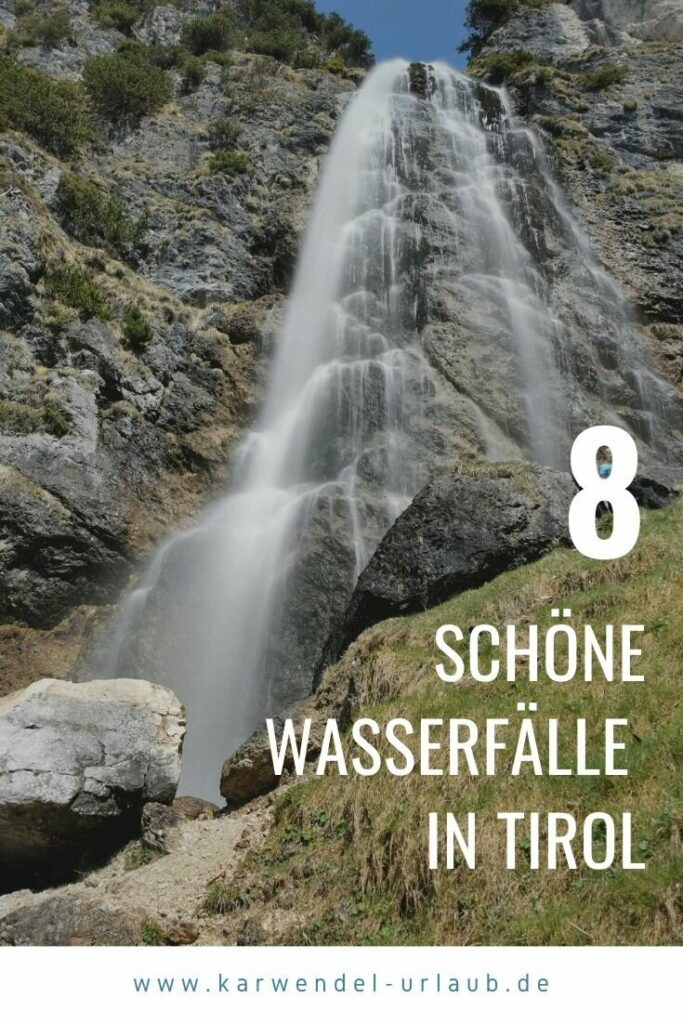 Wasserfall Tirol
