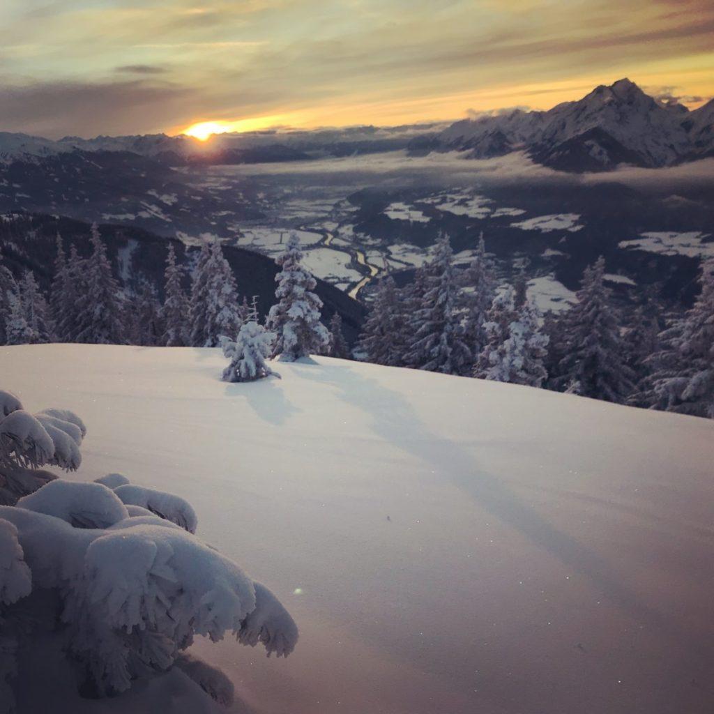 Wetter Karwendel - ein Traum von Winter!