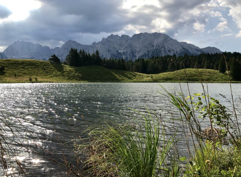 Zum Wildensee am Kranzberg wandern