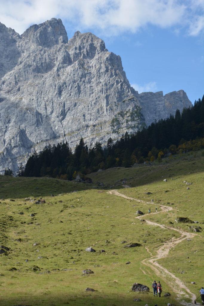 Die Eng im Karwendel: So kannst du in der Eng wandern