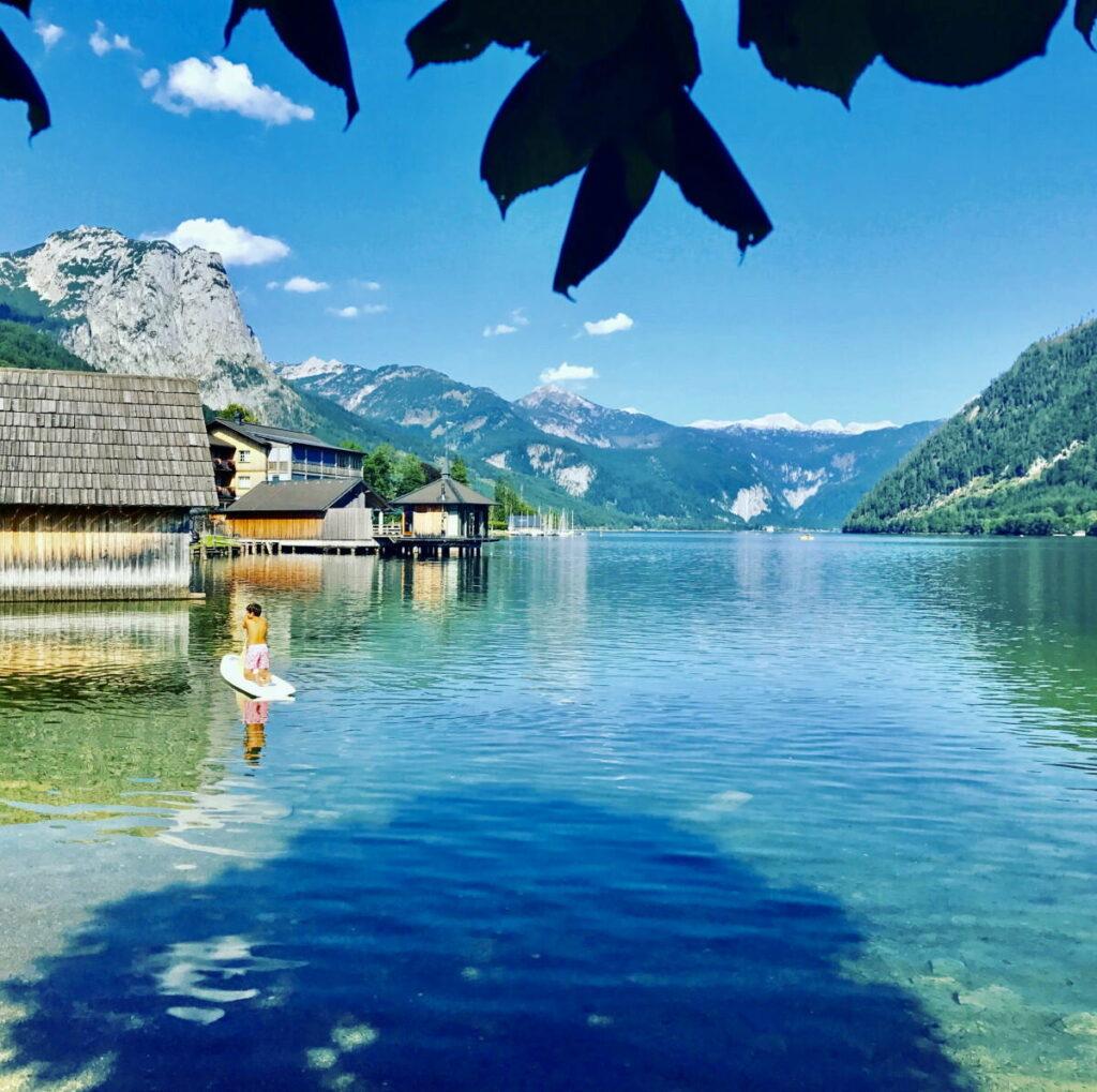 3 besonders schöne Österreich Seen auf einer Tour: Die 3-Seen-Tour im Salzkammergut